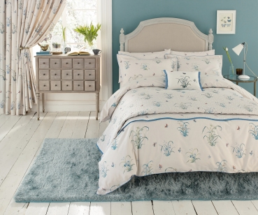 V&A BUTTERFLY GARDEN main bed HR