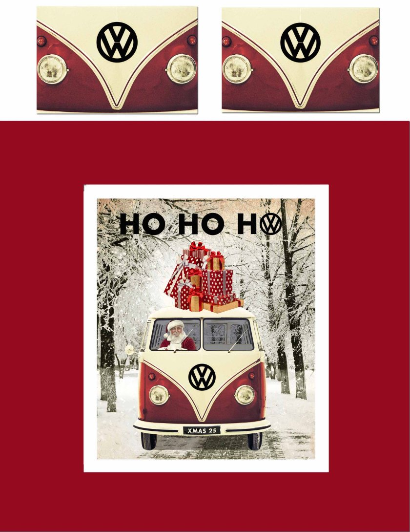 VW ho ho ho christmas spec copy